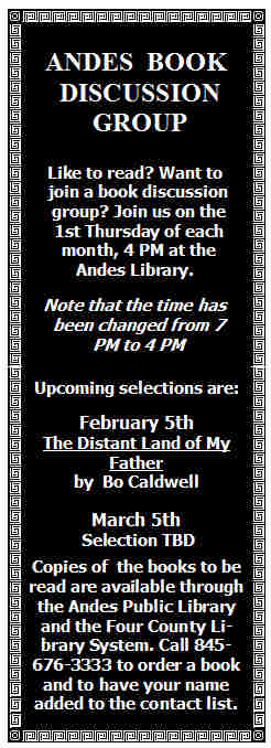 NOTICES - February 2009