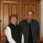 WE APPLAUD:  JUDY AND HARVEY MORSE
