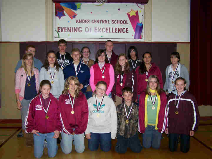 ACS EMBARKS ON EVENINGS OF EXCELLENCE