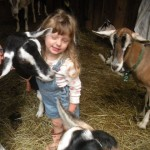 DIRTY GIRL FARM PRODUCES CLEAN, FRESH GOAT'S MILK