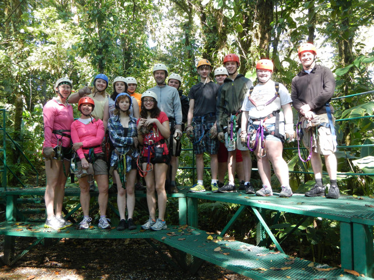 ACS Travel Club Enjoy Trip to Costa Rica