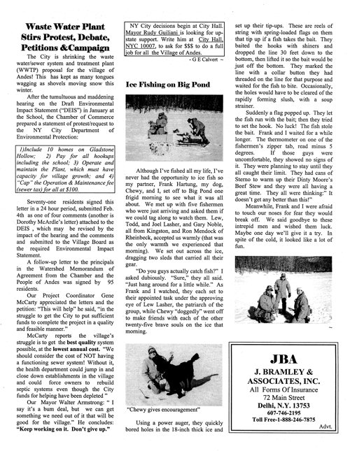 ANDES GAZETTE - March 2000 - Page 4