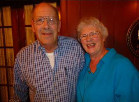 WE APPLAUD: MELVIN AND JUNE WRIGHT RUFF — June 2012