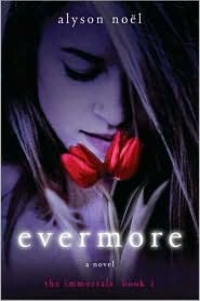 THE FIRST 150 PAGES OF EVERMORE by Alyson Noel - September 2010