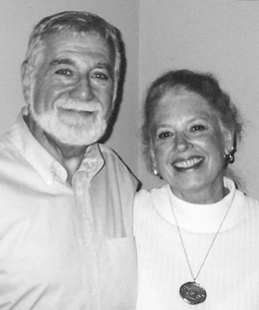 WE APPLAUD: WILMA AND ALLEN MAZO — December 2006
