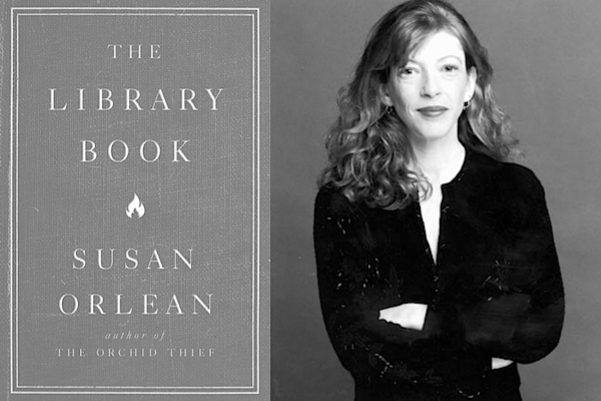 THOUGHTS ON A LIBRARY BOOK  BY SUSAN ORLEANS — February 2019