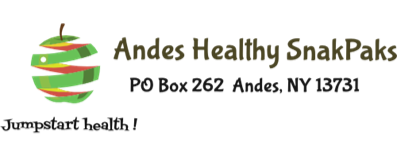 ANDES HEALTHY SNAK-PAKS  — April 2019