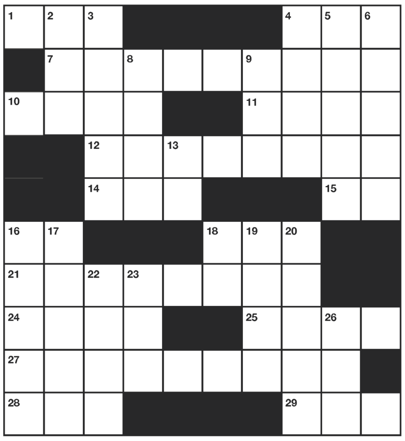 SEPTEMBER CATSKILL CROSSWORD  -- September 2020
