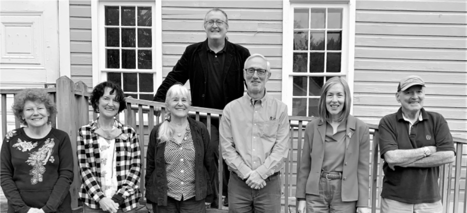 POETS QUAD AT THE HUNTING TAVERN MUSEUM - October 2020